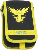 Etui HORI New 3DS XL Pokemon GO (YELLOW)