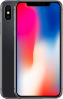 "Apple iPhone X 64GB Gwiezdna szarość 5.8"" Super Retina HD, 12MP, A11 M11, FV23%"