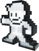 Nintendo Pixel Pals Black and White Vault Boy