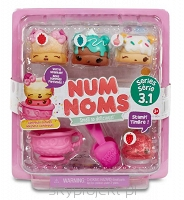 MGA Num Noms Starter Pack Series 3- Confetti Donut