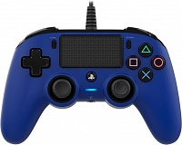 Nacon COMPACT Controller do PS4 PC Pad Niebieski - FVAT 23%