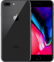 "Apple iPhone 8 Plus 64GB Gwiezdna szarość 5.5"" Retina HD, 12MP, A11 M11, FV23%"