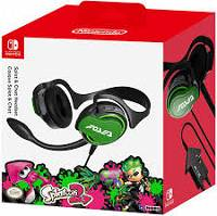 HORI Nintendo Switch Splatoon 2 Headset