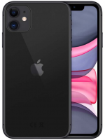 "Apple iPhone 11 128GB Czarny 6.1"" Liquid Retina HD, 12MP, A13 Bionic, FV23%"