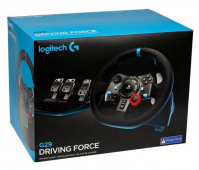 LOGITECH Kierownica G29 Driving Force PS4 / PS3 / PC
